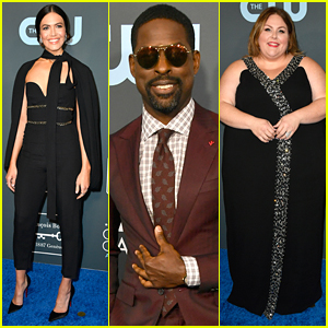 Mandy Moore & Sterling K. Brown Lead 'This Is Us' Cast To Critics' Choice Awards 2020