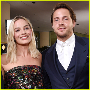 Margot Robbie's Husband Tom Ackerley Made a Very Rare Public Appearance at Golden Globes 2020!