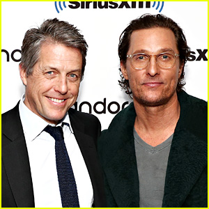 Matthew McConaughey Is Setting Up His Mom With Hugh Grant's Dad!