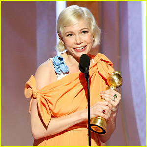 Michelle Williams Gave the Sweetest Shout-Out to Her Fiance & Daughter at Golden Globes 2020