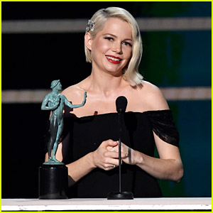 Michelle Williams Sends Sweet Message to Daughter Matilda After Win at SAG Awards 2020!