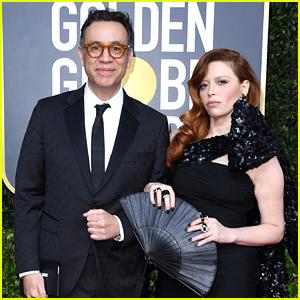 Natasha Lyonne Couples Up With Fred Armisen For Golden Globes 2020