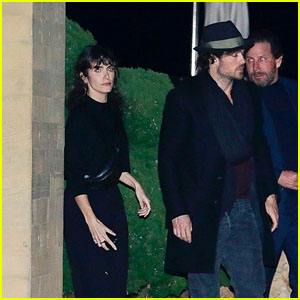Nikki Reed & Ian Somerhalder Go on a Dinner Date in Malibu
