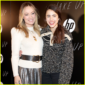Olivia Wilde Debuts Her New Short Film 'Wake Up' With Margaret Qualley