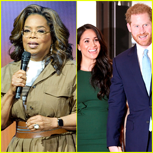 Oprah Winfrey Denies She Advised Harry & Meghan on Their Exit from Royal Family