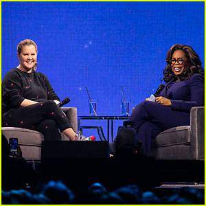 Amy Schumer Tells Oprah Winfrey What She Hopes For the Future of Her Family