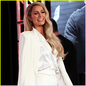 Paris Hilton Says She's Been Playing a Character Up Until Now
