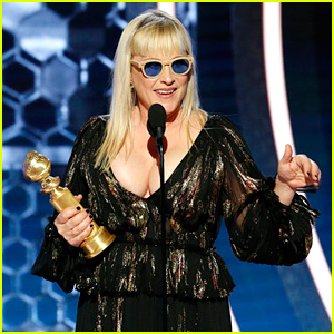 Patricia Arquette Wins Golden Globe 2020 for 'The Act'