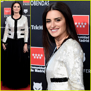 Penelope Cruz Steps Out To Represent 'Pain & Glory' at Feroz Awards 2020
