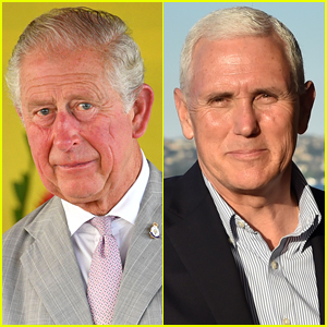 Prince Charles Appears to Snub Vice President Mike Pence & It Was All Caught on Video