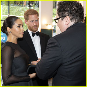 Prince Harry Pitched Meghan Markle's Voiceover Work to 'Lion King' Director Jon Favreau