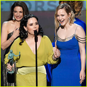 'Marvelous Mrs. Maisel' Cast Wins at SAG Awards 2020, But They Think 'Fleabag' Should Have Won