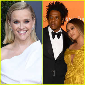 Reese Witherspoon Asked Jay-Z & Beyonce for Their Personal Champagne at Golden Globes 2020!