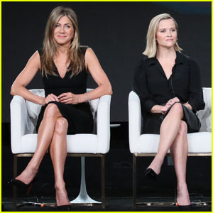 Reese Witherspoon & Jennifer Aniston Respond to 'The Morning Show' Criticism