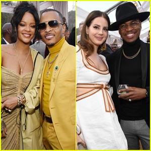 Rihanna T I More Stars Attend Roc Nation S Pre Grammys 2020