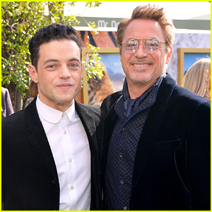 Robert Downey Jr. Premieres 'Dolittle' with Rami Malek & More!