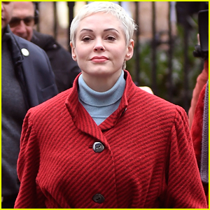 Rose McGowan Sends Message to Harvey Weinstein As His Sexual Assault Trial Begins