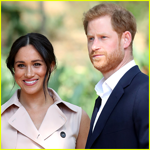 Prince Harry & Meghan Markle's Hands Were 'Forced' Amid 'Bad Blood' with the Royals