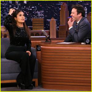 Salma Hayek Says Tiffany Haddish's 'Mojo Bunions' Are The Reason For Her Success!