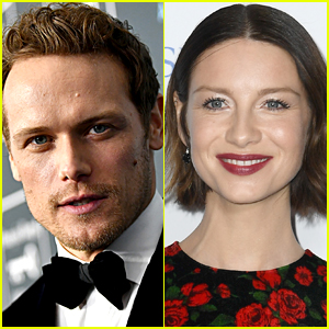Sam Heughan Supports 'Outlander' Co-Star Caitriona Balfe, Tells Her She's Gonna 'Sparkle' on Oscars 2020 Red Carpet!
