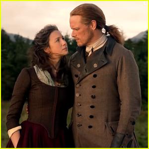Sam Heughan's Jamie Goes Off to War in 'Outlander' Season 5 Trailer!