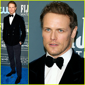 Sam Heughan Is His Usual Suave Self at Critics' Choice 2020, Despite Battling a Cold!