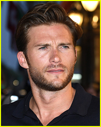 Scott Eastwood Caught Trying to Take Down Protest Signs
