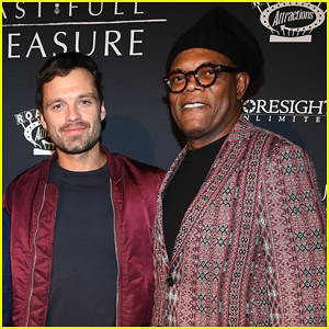 Sebastian Stan & Samuel L. Jackson Team Up for 'The Last Full Measure' Screening!