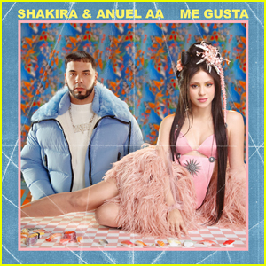 Shakira Releases New Single 'Me Gusta' with Anuel AA - Stream, Lyrics & Download!