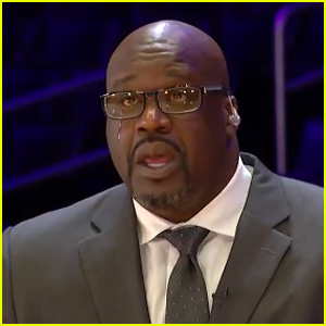 Shaquille O'Neal Remembers Kobe Bryant Through Tears (Video)