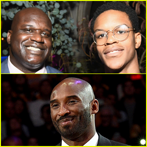 Shaquille O'Neal's Son Shareef Reveals Kobe Bryant DM'd Him the Morning of His Death