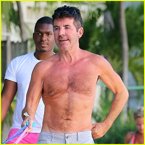 Simon Cowell Photos News And Videos Just Jared Page 3