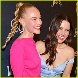 Sophia Bush & Kate Bosworth Are All Smiles at Golden Globes 2020 After-Party!