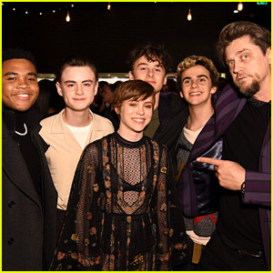 Sophia Lillis Reunites with the Losers Club at Her 'Gretel & Hansel' Premiere!