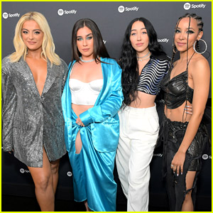 Bebe Rexha, Tinashe, & More Attend Spotify's Best New Artist Celebration Ahead of Grammys 2020!