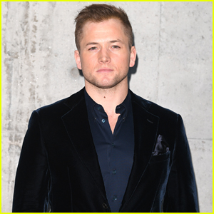 Taron Egerton Steps Out for Giorgio Armani Fashion Show Amidst Oscars 2020 Snub!