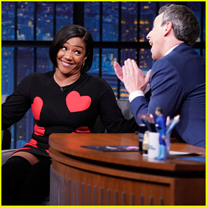 Tiffany Haddish Says Rose Byrne 'Protected' Her Womb from Gay Couple She Met at a Bar!