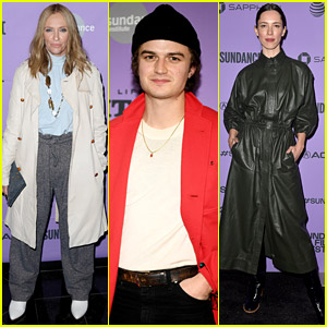 Toni Collette, Joe Keery, & Rebecca Hall Premiere Their New Movies at Sundance 2020