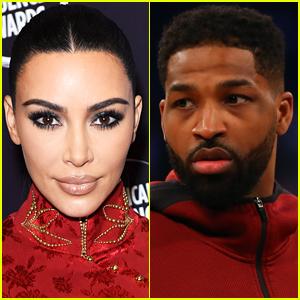 Kim Kardashian Responds to Speculation That She Booed Tristan Thompson at NBA Game