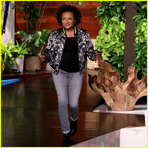 Wanda Sykes Talks To 'Ellen' About Her New LGBTQ Docuseries 'Visible'!