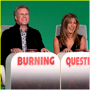 Will Ferrell Answers Jennifer Aniston's Burning Questions - Watch! (Video)