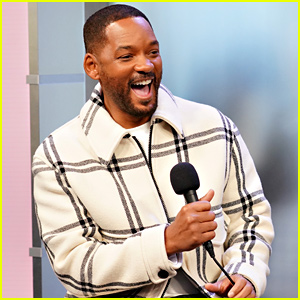Will Smith Raps 'Brand New Funk' Live on SiriusXM (Video)