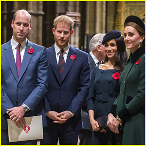 Prince William Makes Possible Indirect Reference to Prince Harry Royal Family Tensions
