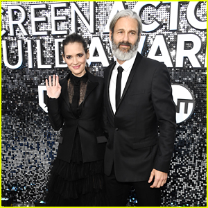 Winona Ryder & Boyfriend Scott Mackinlay Hahn Couple Up at SAG Awards 2020