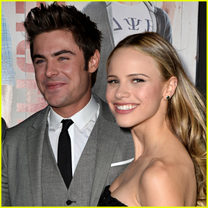 Is Zac Efron Dating Halston Sage?