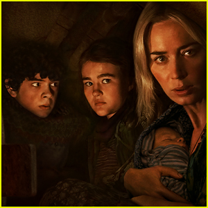 'A Quiet Place Part II' Gets Terrifying New Trailer - Watch Now!