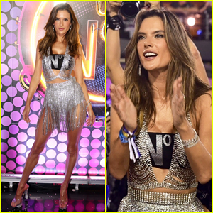 Alessandra Ambrosio Lives It Up at Carnival 2020 in Brazil!