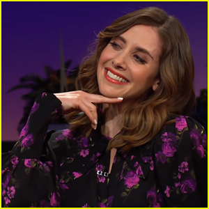 Alison Brie Awkwardly Dodges 'She-Hulk' Casting Rumors on 'Late Late Show' - Watch Here!