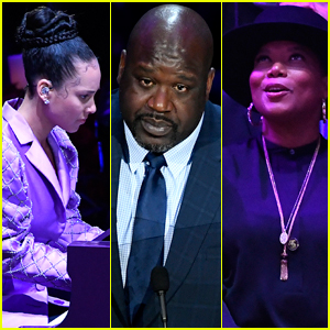 All These Stars Showed Their Support at Kobe & Gianna Bryant's Celebration of Life