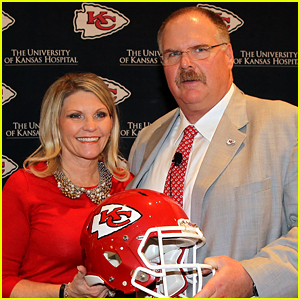 Who Are Andy Reid's Wife & Kids? Meet the Reid Family!
